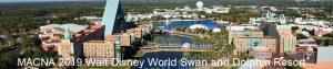 MACNA 2019 @ Walt Disney World Swan and Dolphin Resort